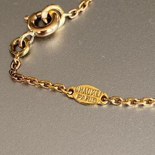 ショーメ(CHAUMET)のショーメ天然ダイヤモンドネックレス(ネックレス)
