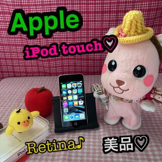 アイポッドタッチ(iPod touch)のApple iPod touch 16G美品③♪ME643J/A(ポータブルプレーヤー)
