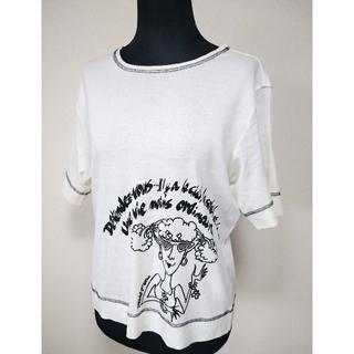 トクコプルミエヴォル(TOKUKO 1er VOL)のトクコ・プルミエヴォル 半袖カットソー Tシャツ(Tシャツ(半袖/袖なし))