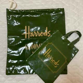 ハロッズ(Harrods)のハロッズ バッグ2点セット(トートバッグ)
