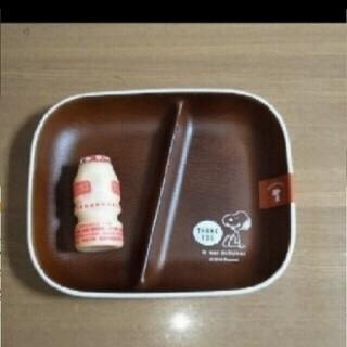 スヌーピー(SNOOPY)のスヌーピー ランチプレート 2枚 お皿 手づかみ食べ  皿 食器 コレール お箸(プレート/茶碗)