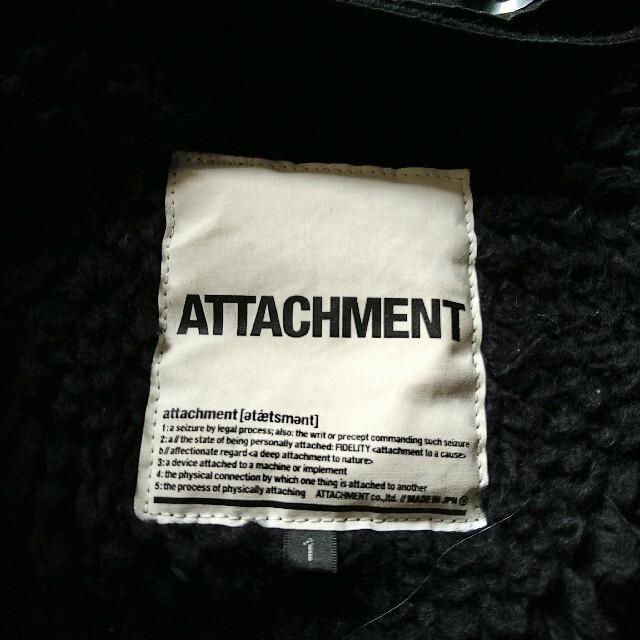 ATTACHIMENT(アタッチメント)の【定価約13万】ATTACHMENT M- 51モッズコート メンズのジャケット/アウター(モッズコート)の商品写真