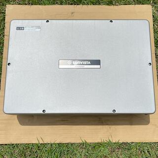 シャープ(SHARP)の太陽光発電用 パワコン、CTセンサーユニット、モニター(その他)