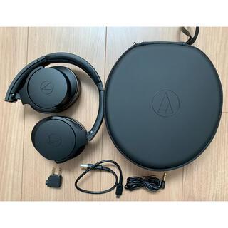 audio-technica - ワイヤレスノイズキャンセリングヘッドホン ATH-ANC900BT