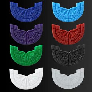 ナイキ(NIKE)のjordan1 ヒールガード UNC ROYAL  shadow2.0(スニーカー)