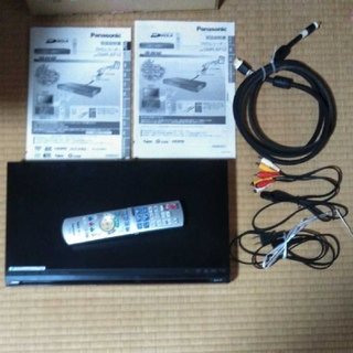 Panasonic - ジャンク品 パナソニック DMR-XP12 DVDレコーダー