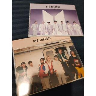 BTS EXHIBITION THE BEST 展示会 ポストカード(アイドルグッズ)