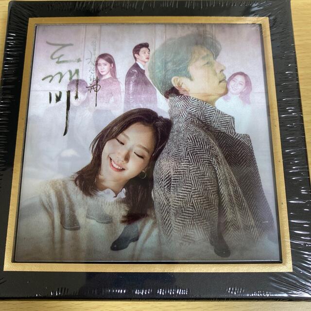 韓国ドラマ トッケビ OST エンタメ/ホビーのCD(テレビドラマサントラ)の商品写真