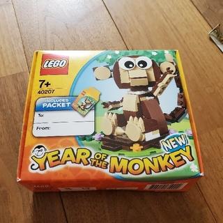 レゴ(Lego)のLEGO(40207) Year of the Monkey(その他)