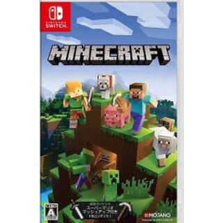 ニンテンドースイッチ(Nintendo Switch)のニンテンドースイッチ マイクラ マイクラフト 新品(家庭用ゲームソフト)