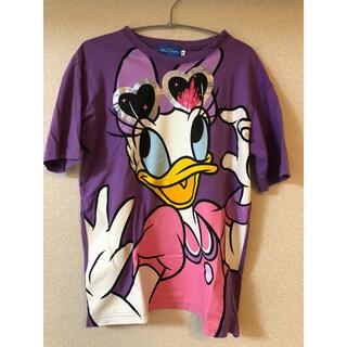 ディズニー(Disney)のディズニー デイジー Tシャツ(シャツ/ブラウス(半袖/袖なし))