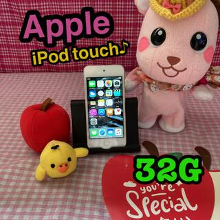 アイポッドタッチ(iPod touch)のApple iPod touch 32G 良品☆MD720J/A(ポータブルプレーヤー)