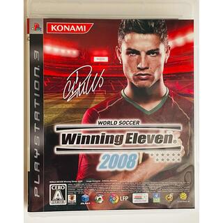 コナミ(KONAMI)のワールドサッカーウイニングイレブン2008 PS3(その他)