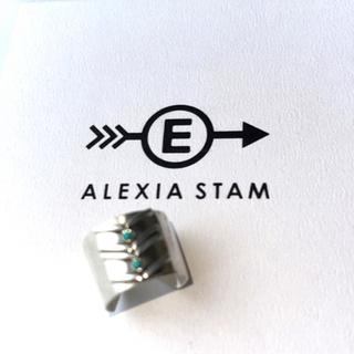 アリシアスタン(ALEXIA STAM)のアリシアスタン alexiastam リング 指輪 ターコイズ(リング(指輪))