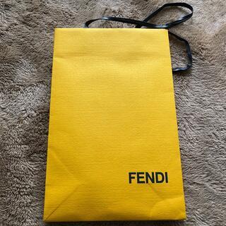 フェンディ(FENDI)のFENDI ショップバック(ショップ袋)