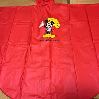 ディズニー(Disney)のDisneyレインポンチョ(レインコート)