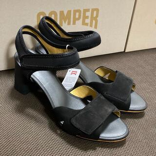 カンペール(CAMPER)の新品 Camper Myriam カンペール ハイヒール ミリアム 40(ハイヒール/パンプス)