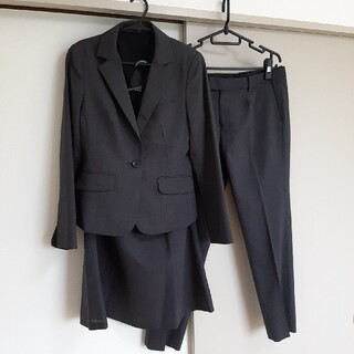アオヤマ(青山)のn-line Precious 青山 スーツ3点セット(スーツ)