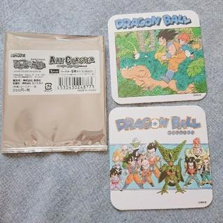 ドラゴンボール(ドラゴンボール)の新品*ドラゴンボールアートコースター2枚(少年漫画)