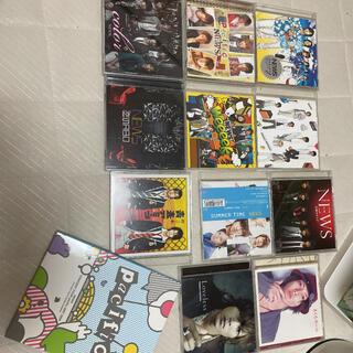 ニュース(NEWS)のNEWS ♡ CD ♡ DVD ニュース ジャニーズ 山下智久 手越祐也 錦戸(アイドル)