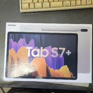 SAMSUNG - 値下げgalaxy tab s7 plus 8g 256gd wifiシルバー