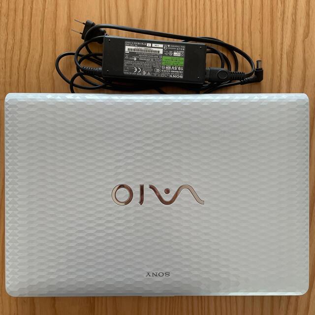 SONY(ソニー)のSONY VAIO PCG-71B11N ※クロネコヤマトのパソコン宅急便 スマホ/家電/カメラのPC/タブレット(ノートPC)の商品写真
