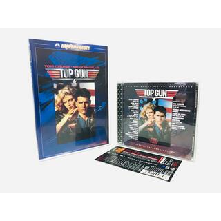 【新品同様】映画『トップガン/TOPGUN』DVD&限定サントラCDセット/廃盤(映画音楽)