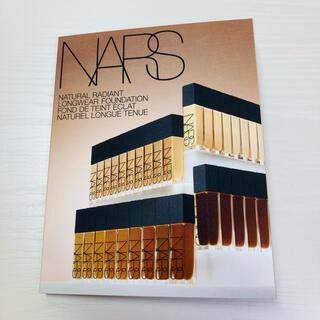 ナーズ(NARS)のNARS ナチュラルラディアント ロングウェアファンデーション(サンプル/トライアルキット)