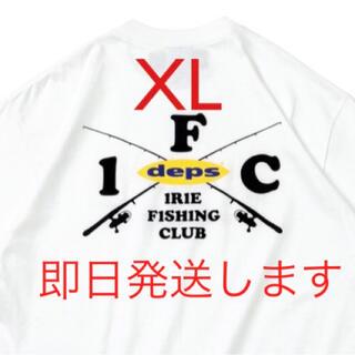 アイリーライフ(IRIE LIFE)のアイリーフィッシングクラブ×デプス deps コラボtシャツ(Tシャツ/カットソー(半袖/袖なし))