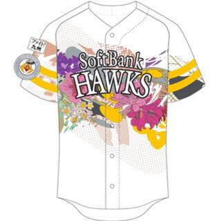福岡ソフトバンクホークス - ホークス 2021年 ファイト!九州ユニホーム Lサイズ  新品未開封