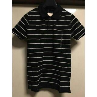 ムジルシリョウヒン(MUJI (無印良品))の【新品・未使用】無印良品 ナチュラルアメリカンコットン 衿付きシャツ(ポロシャツ)