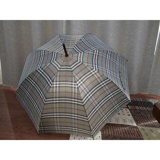 バーバリー(BURBERRY)の★バーバリー 長傘★(傘)