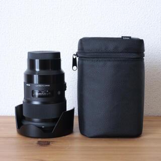 シグマ(SIGMA)のSIGMA (シグマ) Art 50mm F1.4 DG HSM/ソニーE用(レンズ(単焦点))