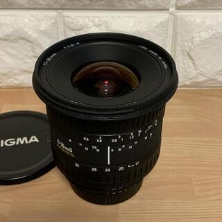 ニコン(Nikon)のSIGMA17-35mm f2.8-4 シグマ17-35mm ニコン Nikon(レンズ(ズーム))