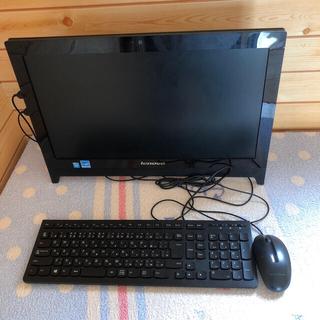 レノボ(Lenovo)のlenovo C2 Series  モデル番号:57331449(デスクトップ型PC)
