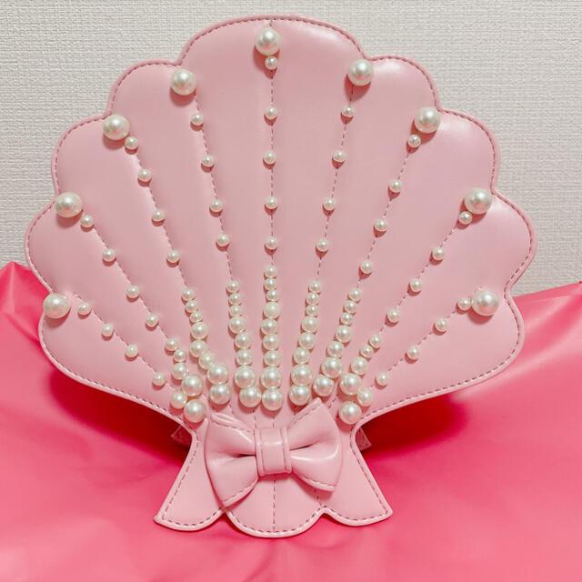 Angelic Pretty(アンジェリックプリティー)のシェルバッグ レディースのバッグ(ショルダーバッグ)の商品写真