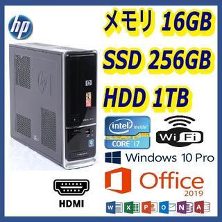 HP - ★超高速PC★小型★HDMI★Core i7搭載★
