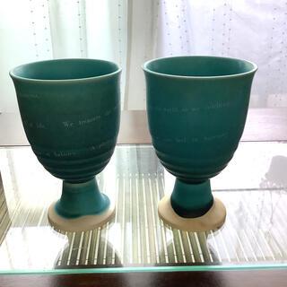 フェリシモ(FELISSIMO)のゴブレット(グラス/カップ)