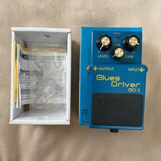 ボス(BOSS)のBOSS Blues driver ブルースドライバー (エフェクター)
