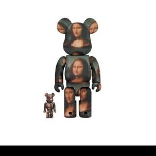 BE@RBRICK LEONARD DE VINCI Mona Lisa (その他)