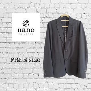 ナノユニバース(nano・universe)の【古着】nano universe ジャケット メンズ(テーラードジャケット)
