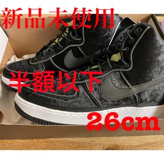 ナイキ(NIKE)のnike air force one high 26cm エアフォースワン(スニーカー)