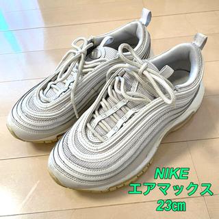 ナイキ(NIKE)のnike 23.0 wmns air max 97 desert sand(スニーカー)