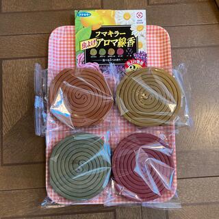 フマキラー:アロマ蚊取り線香(40巻)(日用品/生活雑貨)
