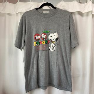 スヌーピー(SNOOPY)のメンズ スヌーピーTシャツ(Tシャツ/カットソー(半袖/袖なし))