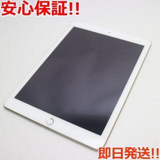 アップル(Apple)の美品 SIMフリー iPad Air 2 Cellular 64GB ゴールド (タブレット)
