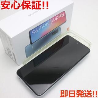 アンドロイド(ANDROID)の美品 SIMフリー Redmi Note 9S 128GB ホワイト (スマートフォン本体)