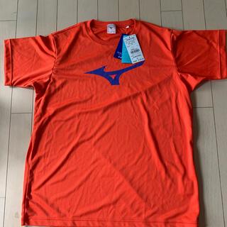 miya様専用 新品 ミズノTシャツ XL オレンジ(ウェア)