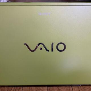 バイオ(VAIO)のパソコン VAIO pcg-6t2n(ノートPC)