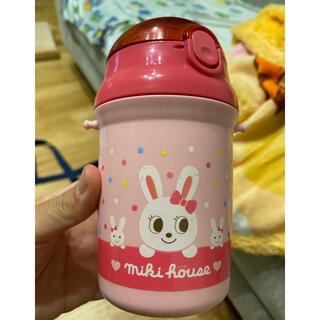 ミキハウス(mikihouse)のストローマグ(マグカップ)